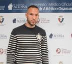 Digard, intervenido con éxito en la Clínica Universidad de Navarra