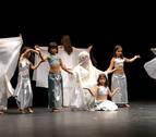 Una muestra de danza oriental reúne a 150 personas en Castejón