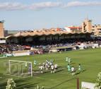 Luz de refuerzo en el Ciudad de Tudela para el partido de Copa del Rey