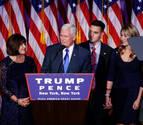 Pence, un vicepresidente con experiencia para compensar al novato Trump