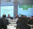 """Ayerdi destaca el """"inmenso reto"""" de Navarra para afrontar la cuarta revolución industrial"""