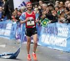 Castillejo, sin rivales, y la debutante Aroa Merino ganan la Behobia-San Sebastián