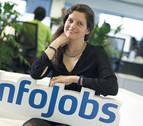 La directora de InfoJobs, invitada de honor a los premios de AMEDNA
