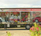 Una nueva 'Gorda de Navidad' repartirá entre 13 afortunados su camión de regalos