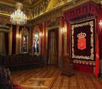 Las visitas guiadas al Palacio de Navarra podrán reservarse desde el lunes