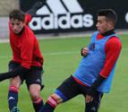 Osasuna regresa a los entrenamientos con la novedad de Berenguer