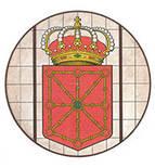 Una vidriera con el escudo de Navarra ocupará el lugar de la Laureada