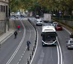 Pamplona comienza a diseñar una red de carril bici para toda la ciudad este 2018
