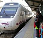 Renfe ofrece cerca de 24.000 plazas entre Pamplona y Madrid en Semana Santa