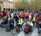 La Carrera de Amimet reúne en Tudela a 485 atletas