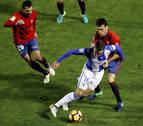 El Leganés desquicia a Osasuna en el estreno de Caparrós