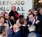 Políticos, familiares y amigos despiden a Rita Barberá en un multitudinario funeral