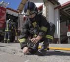 El Gobierno de Navarra regula la situación de segunda actividad para los bomberos