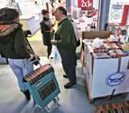 Gran Recogida de alimentos los días 22 y 23 de noviembre en Navarra