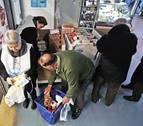 Casi 3.000 voluntarios participarán en la recogida de alimentos de junio