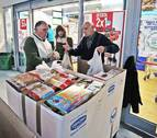 El Banco de Alimentos necesita mil voluntarios para la recogida de diciembre