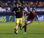Horario y dónde ver el Atlético de Madrid-Osasuna