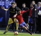 Horario y dónde ver el Granada-Osasuna de Copa por televisión