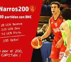 El Basket Navarra quiere dedicarle un triunfo a Iñaki Narros en su partido 200