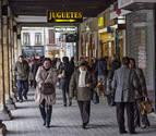 La contratación de Navidad generará 4.860 empleos en Navarra