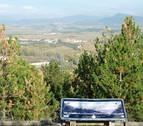 Ruta de senderismo desde Gazólaz al Mirador de La Cruz