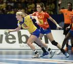 Las 'Guerreras' estrenan el Europeo con derrota ante Suecia