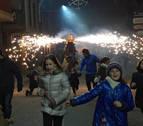 El frío no desluce los actos de las Fiestas de Invierno de Castejón