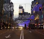 La Gran Vía de Madrid comienza su reforma con su nuevo cierre por Navidad