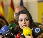 La vicepresidenta se reúne con Arrimadas e Iceta para abrir el diálogo con Cataluña