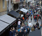 Se reducen los delitos denunciados en zonas comerciales de Pamplona en Navidades