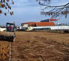 Castejón inicia la urbanización de la zona donde irá el nuevo instituto
