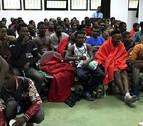 Marruecos arresta a 300 subsaharianos tras el asalto masivo a la valla de Ceuta
