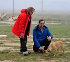 Taller de iniciación de olfato para formar perros truferos