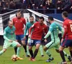 Osasuna visitará al Barça el miércoles 26 de abril