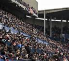 Las entradas para el Osasuna-Granada saldrán mañana a la venta