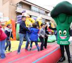 Ribaforada disfruta de sus I Jornadas del Brócoli