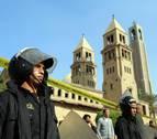 Un ataque cerca de El Cairo en una iglesia copta deja al menos 27 muertos