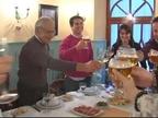 Los restaurantes navarros facturarán más de 14.000 euros en comidas de Navidad