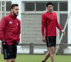 Caparrós llama a Luis Perea para entrenar con el primer equipo