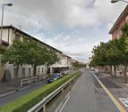 Herida grave una mujer de 38 años que fue atropellada en la Avenida de Villava