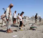 Mueren 30 soldados en un atentado suicida contra un cuartel en Yemen