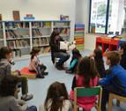 Este viernes se despiden las 'Bibliotecas de acogida' en Pamplona