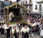 Lesaka ultima los preparativos del certamen de Olentzeros