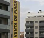 La compraventa de viviendas cayó un 49,5% en Navarra en mayo