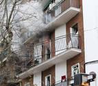 Siete heridos, uno de ellos grave, en una explosión de gas en Salamanca