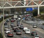 Nueve fallecidos este fin de semana en las carreteras, tres de ellos motoristas