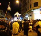 Agenda del Olentzero en Pamplona: fiesta este domingo y el recorrido del 24