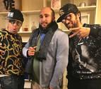 Kiko Rivera se reúne por Navidad con Francisco y Cayetano