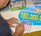Un boleto de Euromillones deja 180.282 euros en San Adrián