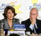 Yolanda Barcina y Manuel Pizarro contrajeron matrimonio el día 26